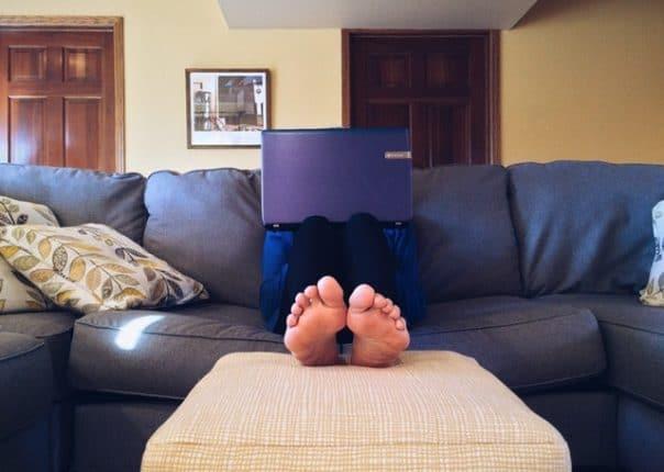 Sådan kan du arbejde hjemmefra med 7 lette trin