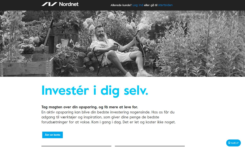 nordnet passiv indkomst