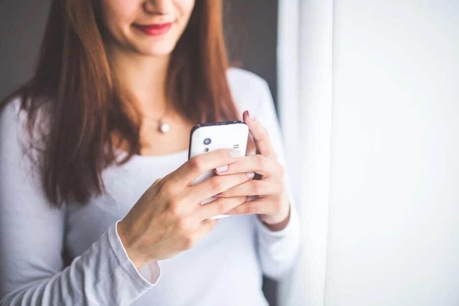 Hvordan får man et lån med én enkelt SMS?