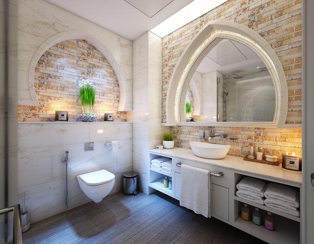 Montering af væghængt toilet